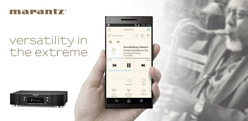 Marantz Hi-Fi Remote - Apps on Google Play