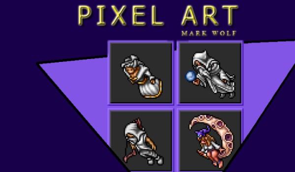 Cursos de pixel art