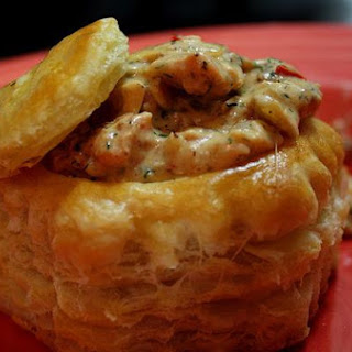 Salmon in Puff Pastry Recipe