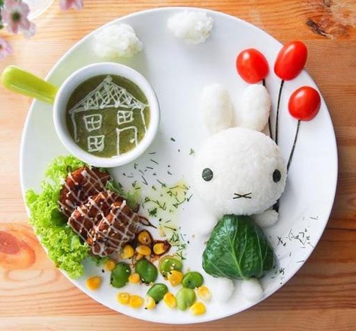 6 cách khiến trẻ chịu ăn rau xanh và hoa quả - ảnh 1