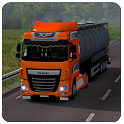 Euro Truck Sim Racing Winter 2019 icon