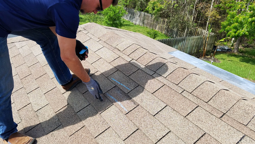 alteration or total roof replacement