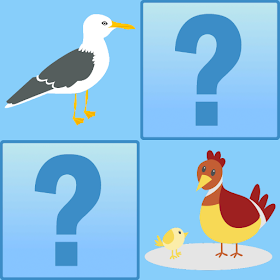 Animal Cards Игры с памятью