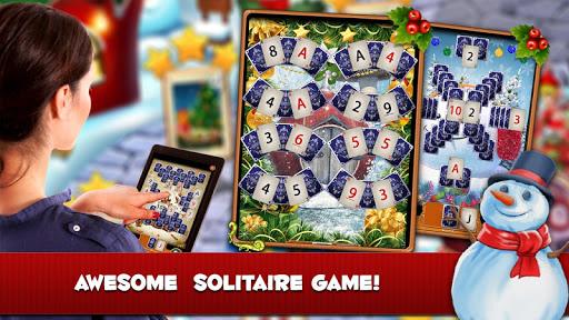 Christmas Solitaire: Santa's Winter Wonderland 1.0.23 DreamHackers 2