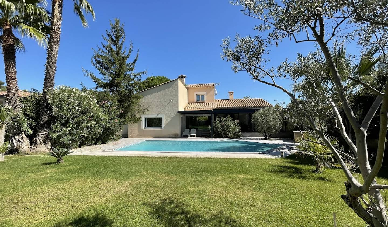 Villa avec piscine et terrasse Saint-Clément-de-Rivière