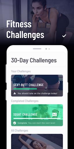 30 Day Fitness screenshot 1