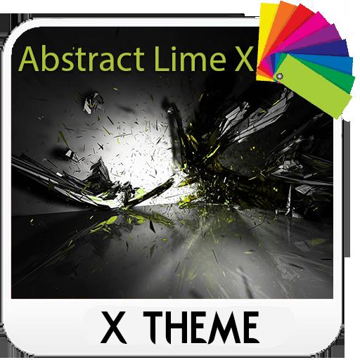 LimeZ Black ( Xperia Theme )