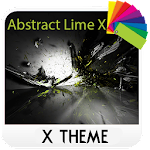 LimeZ Black ( Xperia Theme ) Icon