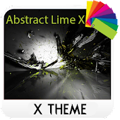 LimeZ Black ( Xperia Theme )