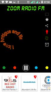 Antigua and Barbuda FM radio - náhled
