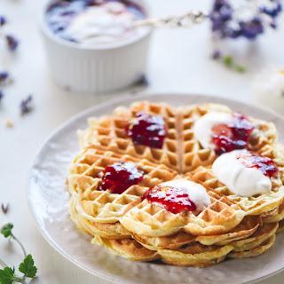 Norwegian Blender Waffles.