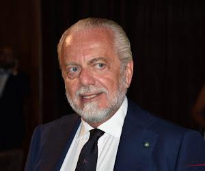 """Aurélio de Laurentiis lance les hostilités: """"Sarri m'a trahi"""""""