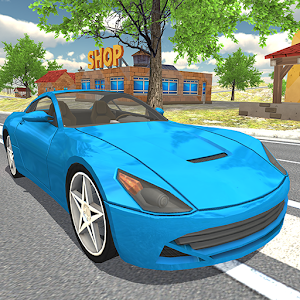City Crime Car Driving Simulator 3D