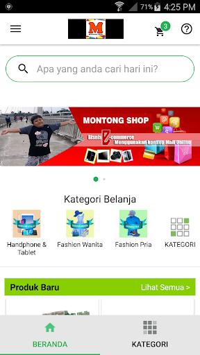 MONTONG SHOP 1.0.1 screenshots 2