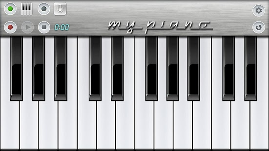 My Piano- screenshot thumbnail