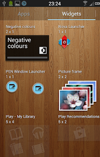 PEN Window Launcher - screenshot thumbnail