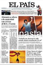 Photo: En la portada de EL PAÍS del lunes 20 de mayo: Alemania se aferra a la austeridad con críticas al BCE y Francia; Nadal vuela a París; una exgimnasta denuncia al exseleccionador español por agresiones cuando era menor http://srv00.epimg.net/pdf/elpais/1aPagina/2013/05/ep-20130520.pdf
