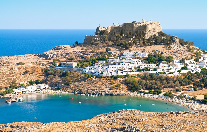 Почему стоит отдыхать на острове Родос