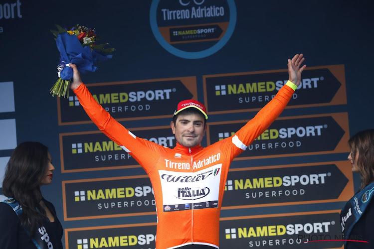 Italiaanse wielrenner krijgt al na één maand contractverlenging bij Trek-Segafredo