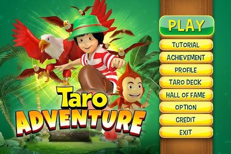Taro Adventure - náhled
