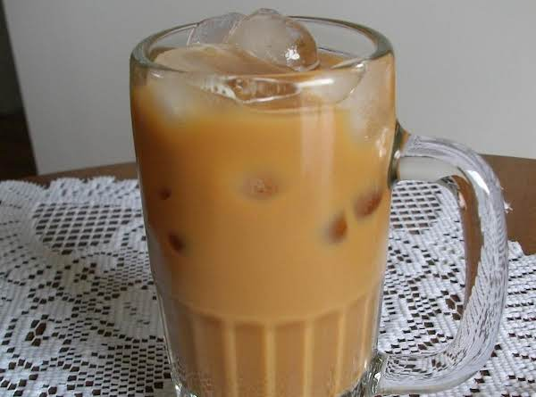 Iced Caramel Latte Recipe