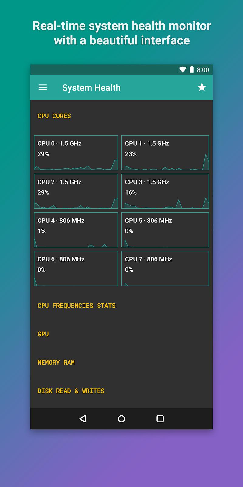 Kernel Manager for Franco Kernel ✨ Screenshot 2