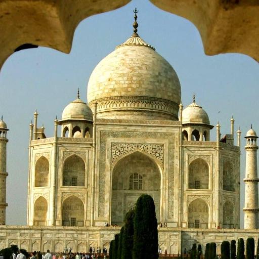 Taj Mahal Jigsaw Puzzles