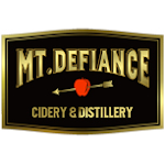 Logo for Mt.Defiance Cidery and Distillery