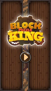 Block Puzzle King Mod Apk: Wood Block Puzzle 1