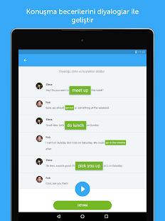 İngilizce konuşmayı busuu ile öğren Screenshot