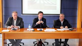 Presentación del plan del Plan de regeneración de pavimentos en El Ejido.
