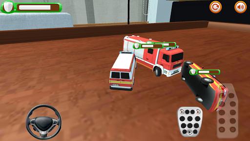 Fireman Slam
