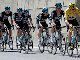 Team Sky mag zich straks in de Tour verwachten aan sterke concurrentie