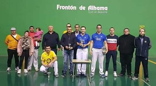 El CP Almería, campeón de Andalucía mano parejas absoluto