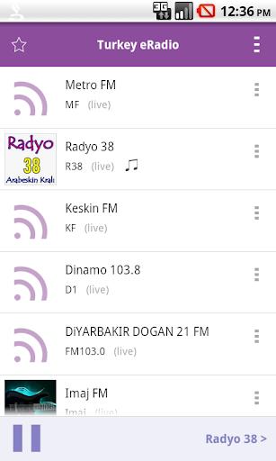 Turkey Radio