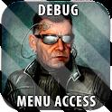 Debug Menu Access icon