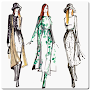 Drawing Fashion Clothes APK icon