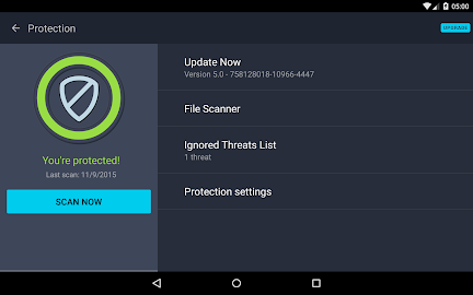 AVG AntiVirus FREE for Android Screenshot 10