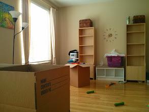 Photo: Play Room Ready to Move