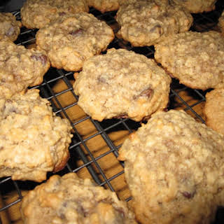 Irresistible Banana Oatmeal Chocolate Chip Cookies.
