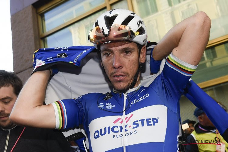 Ambitieuze Philippe Gilbert neemt geen blad voor de mond na teleurstellende en koude Milaan - San Remo