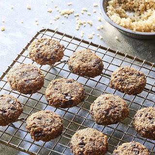 Gluten-Free Vegan Chocolate Quinoa Cookies Recipe