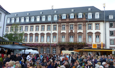 Photo: Herbstfest in Heidelberg