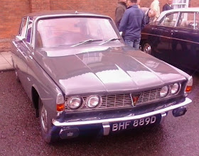 Photo: By 1975 and Leyland, it was awarded the 'worst new car' award, beating out the Austin Allegro.  But bizarrely winning the European Car of the Year again in '77.. http://en.wikipedia.org/wiki/Rover_P6
