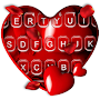 3D Romantic Love Theme Keyboard