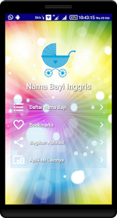 Nama Bayi Inggris - Baby Names - náhled