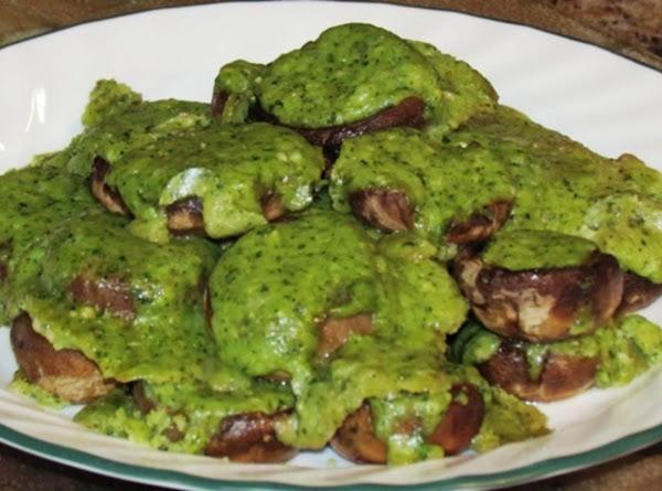 Herb Stuffed Mushrooms Recipe