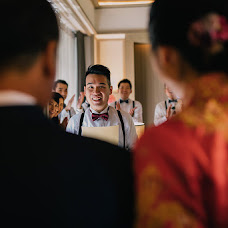 Wedding photographer Tawut Pikampon (phuketcinema). Photo of 31.07.2018