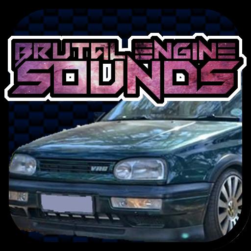Engine sounds of Golf VR6 遊戲 App LOGO-硬是要APP