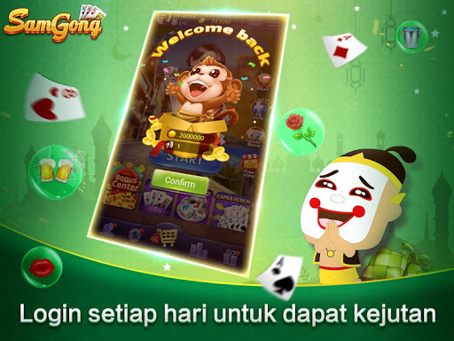 Samgong Indonesia (FREE) 2.7.12 gameplay | by HackJr.Pw 3